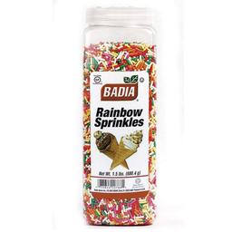 Chispas de Colores Badia 680 g