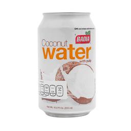 Agua de Coco Badia Con Pulpa 310 mL