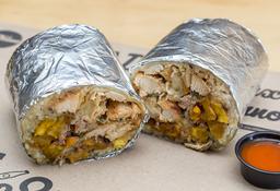 Burrito de 30 cm