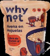 Avena En Hojuelas Libre De Gluten 1000 G