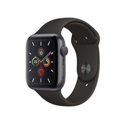 Apple Watch Series 5 GPS, 44mm Space Grey Aluminium
