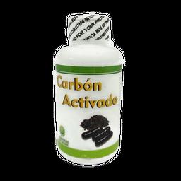 Carbon Activado x 60 Cap - Fibrasana