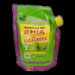 Linaza con alcachofa Plamecol 450 gr