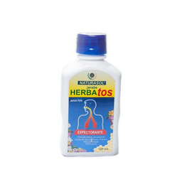 Jarabe Herbatos Adulto Fco x 120 Ml - Naturasol