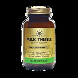 Milke Thistle x 100 Mg x 50 Soft - Solgar