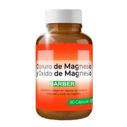 Cloruro de Magnesio x 90 Cap - Barber