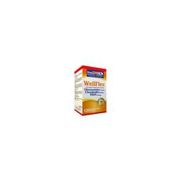 Wellflex Glucosamina + Chondroitin x 120 Cap - Healthy America