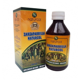Zarzaparrilla Jarabe x 240 Ml - Naturcol