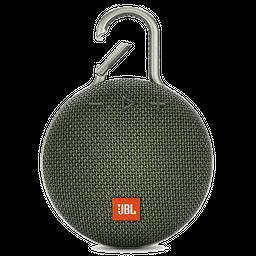 Parlante portable Clip 3 bluetooth JBl - Verde
