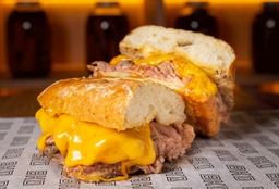 Comboo Sándwich de Roast Beef