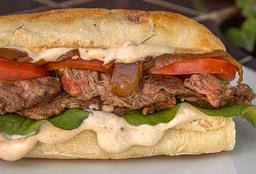 Sándwich Minute Steak