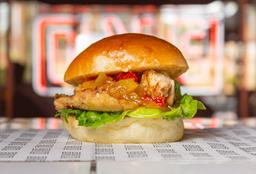 Sándwich Five Spice Chicken