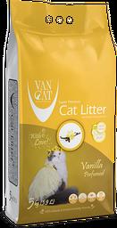 Arena sanitaria para gatos Van Cat Compact - Fragancia Vainilla