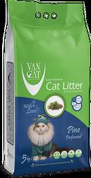 Arena sanitaria para gatos Van Cat Compact - Fragancia Pino
