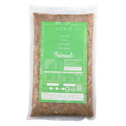 Dieta natural cocida sabor Vita - C