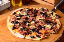 Pizza Higos y Tocineta