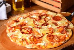 Pizza de La Cabra