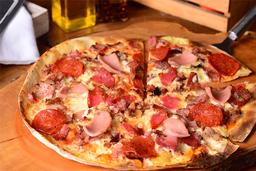 Pizza del Carnicero