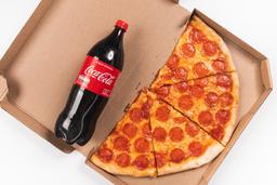 Combo Media Pizza