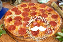 Pizza Estofada Suprema Porción
