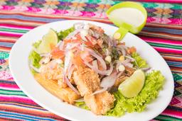 Jalea Mixta Peruana