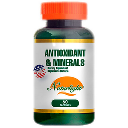 Antioxidant and Minerals 60ea