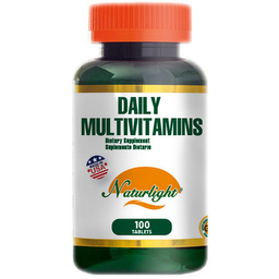 Daily Multivitamins 100ea