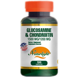 Glucosamine and Chondroitin 100ea