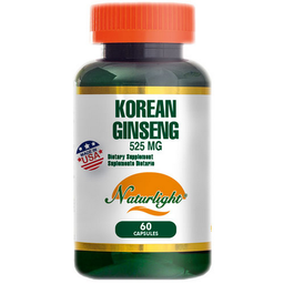 Korean Ginseng 60ea