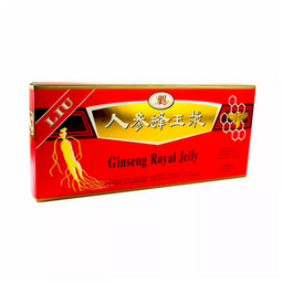 Ginseng Royal Jelly x 10 U