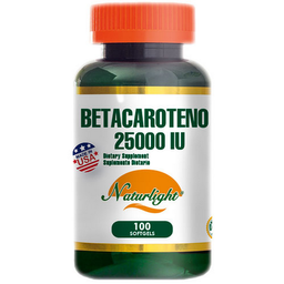 Betacaroteno 10000 IU