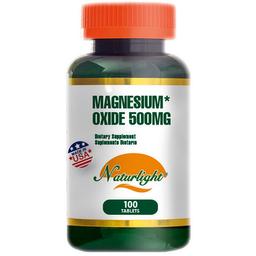 Magnesium Oxide 500 mg