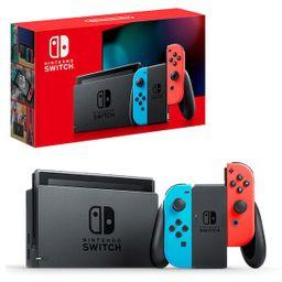 Nintendo Switch - Modelo 2019