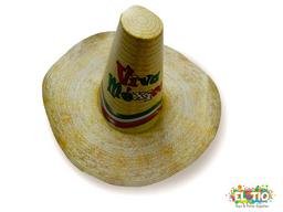 Sombrero Mexicano en Carton