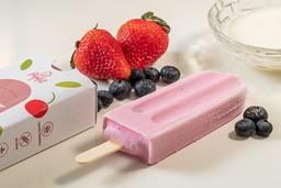 Popfit Yogurt Frutos Rojos