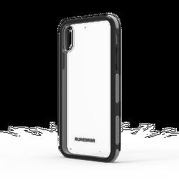 PureGear Case Dualtek Clear Negro iPhone X/Xs