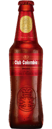 Cerveza Club Colombia Roja