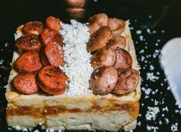 Cayeye con Butifarra y Chorizo