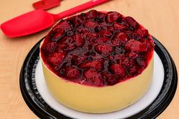 Cheese Cake de Frutos Rojos