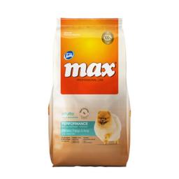 MAX PROFESSIONAL LINE Performance Pequeñas Pollo & Arroz 8kg
