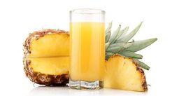 Limonada de Piña Hierbabuena