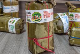 Tamales Santandereanos Pequeños Carne