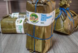 Tamales Santandereanos Pequeños Mixto