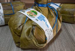 Tamales Santandereanos Grandes Carne