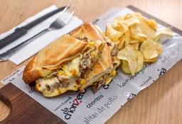 Sándwich Cubanish