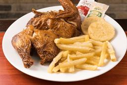 Pollo Frito ½