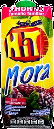 Jugo Hit Familiar de Mora
