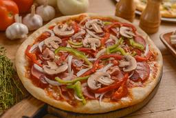 Pizza de 4 Sabores