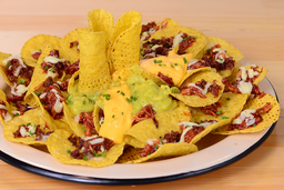 Nachos Wings And Bacon