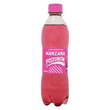 Gaseosa Manzana